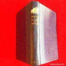 Libros antiguos: LA ALEGRÍA DEL CAPITÁN RIBOT, ARMANDO PALACIO VALDÉS, 1923, 297 PAGINAS ENCUADERNADO EN PASTA DURA. . Lote 99147147