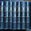 Libros antiguos: CORRESPONDENCIA DO 2ª VISCONDE DE SANTAREM R. MARTINS 1918 LISBOA 8 TOMOS. Lote 99253707