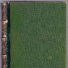 Libros antiguos: OBRAS DE JULIO VERNE - VOL 2 - EDITORES SAENZ DE JUBERA, HERMANOS. Lote 99381639