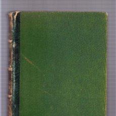 Libros antiguos: OBRAS DE JULIO VERNE - VOL 4 - AGUSTIN JUBERA, EDITOR 1887. Lote 99385259