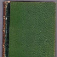 Libros antiguos: OBRAS DE JULIO VERNE - VOL 3 - TRILLA Y SERRA, EDITORES. Lote 99386667