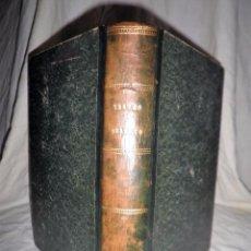 Livres anciens: TEATRO SELECTO DE D.RAMON DE LA CRUZ - AÑO 1882 - ILUSTRADA CON LAMINAS-ACUARELAS.. Lote 99542855