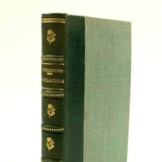Libros antiguos: L'ATLÀNTIDA, VERDAGUER, 1877, ED. POPULAR. 10,5X17CM. Lote 99623655