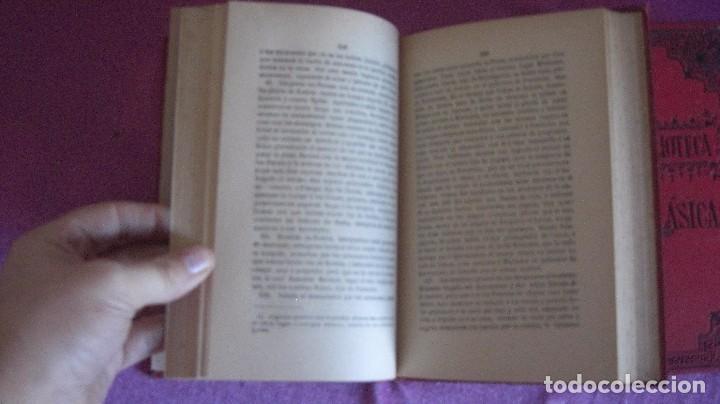 Libros antiguos: LOS NUEVE LIBROS DE HERODOTO 1912 2 TOMOS - Foto 4 - 145957333