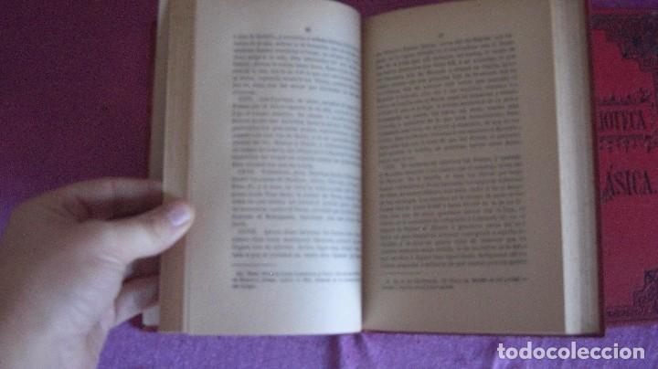 Libros antiguos: LOS NUEVE LIBROS DE HERODOTO 1912 2 TOMOS - Foto 5 - 145957333