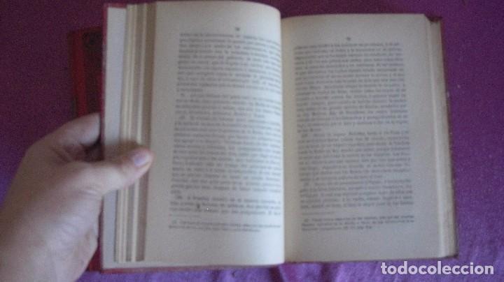 Libros antiguos: LOS NUEVE LIBROS DE HERODOTO 1912 2 TOMOS - Foto 8 - 145957333