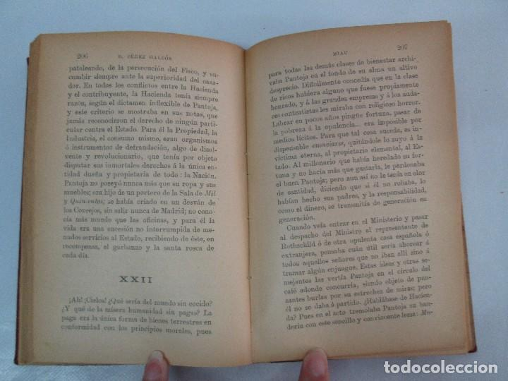 Libros antiguos: NOVELAS ESPAÑOLAS CONTEMPORANEAS. BENITO PEREZ GALDOS. 13 EJEMPLARES. VER FOTOGRAFIAS - Foto 25 - 99878947