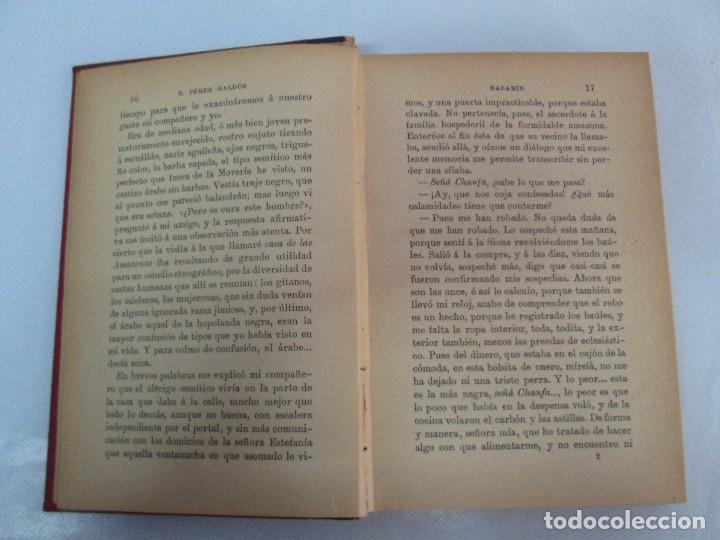 Libros antiguos: NOVELAS ESPAÑOLAS CONTEMPORANEAS. BENITO PEREZ GALDOS. 13 EJEMPLARES. VER FOTOGRAFIAS - Foto 32 - 99878947
