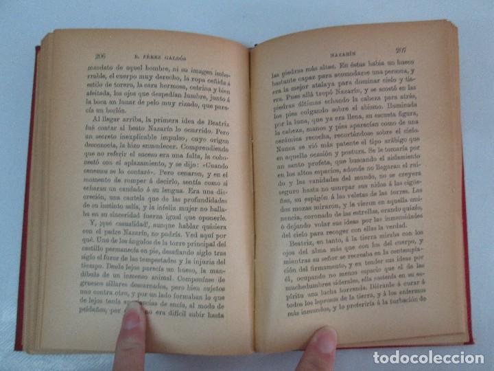 Libros antiguos: NOVELAS ESPAÑOLAS CONTEMPORANEAS. BENITO PEREZ GALDOS. 13 EJEMPLARES. VER FOTOGRAFIAS - Foto 35 - 99878947