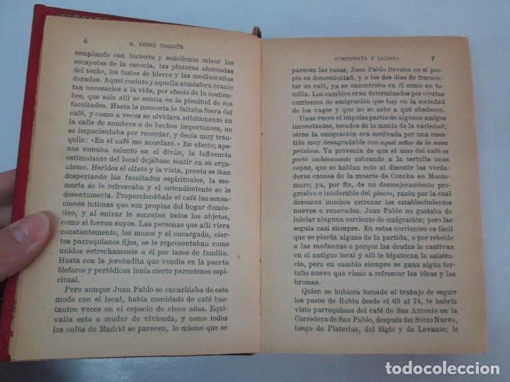 Libros antiguos: NOVELAS ESPAÑOLAS CONTEMPORANEAS. BENITO PEREZ GALDOS. 13 EJEMPLARES. VER FOTOGRAFIAS - Foto 43 - 99878947