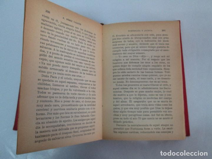 Libros antiguos: NOVELAS ESPAÑOLAS CONTEMPORANEAS. BENITO PEREZ GALDOS. 13 EJEMPLARES. VER FOTOGRAFIAS - Foto 44 - 99878947