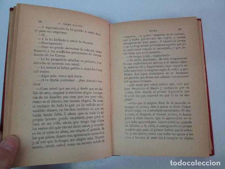 Libros antiguos: NOVELAS ESPAÑOLAS CONTEMPORANEAS. BENITO PEREZ GALDOS. 13 EJEMPLARES. VER FOTOGRAFIAS - Foto 54 - 99878947