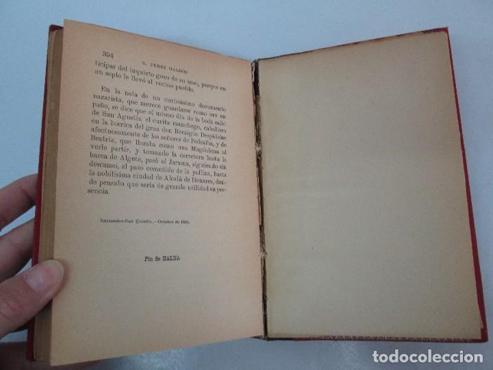 Libros antiguos: NOVELAS ESPAÑOLAS CONTEMPORANEAS. BENITO PEREZ GALDOS. 13 EJEMPLARES. VER FOTOGRAFIAS - Foto 56 - 99878947