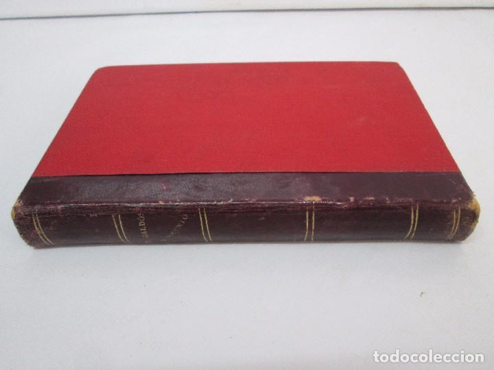 Libros antiguos: NOVELAS ESPAÑOLAS CONTEMPORANEAS. BENITO PEREZ GALDOS. 13 EJEMPLARES. VER FOTOGRAFIAS - Foto 58 - 99878947