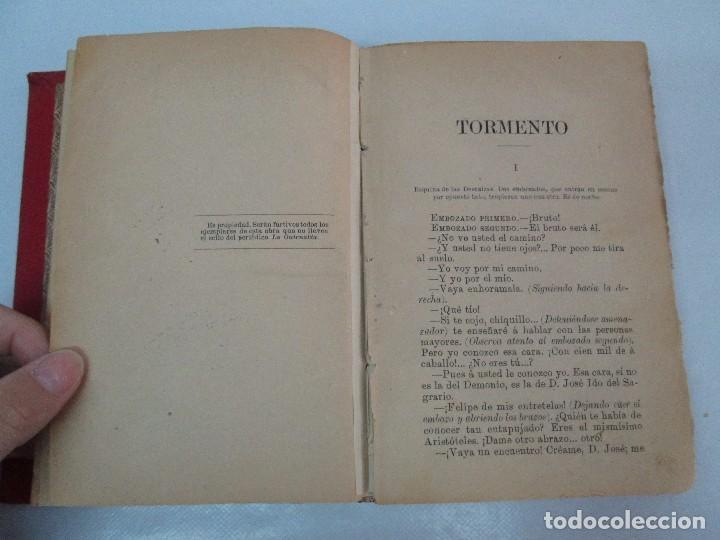 Libros antiguos: NOVELAS ESPAÑOLAS CONTEMPORANEAS. BENITO PEREZ GALDOS. 13 EJEMPLARES. VER FOTOGRAFIAS - Foto 62 - 99878947