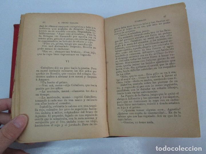 Libros antiguos: NOVELAS ESPAÑOLAS CONTEMPORANEAS. BENITO PEREZ GALDOS. 13 EJEMPLARES. VER FOTOGRAFIAS - Foto 63 - 99878947