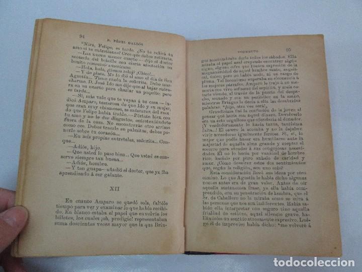 Libros antiguos: NOVELAS ESPAÑOLAS CONTEMPORANEAS. BENITO PEREZ GALDOS. 13 EJEMPLARES. VER FOTOGRAFIAS - Foto 64 - 99878947