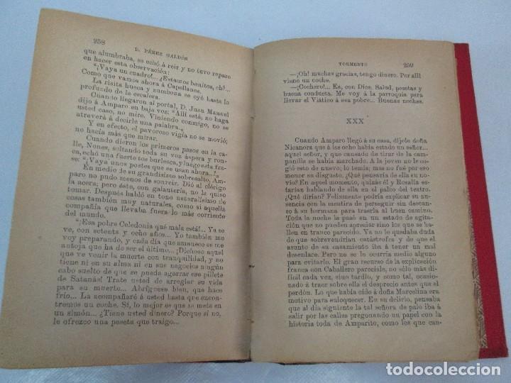 Libros antiguos: NOVELAS ESPAÑOLAS CONTEMPORANEAS. BENITO PEREZ GALDOS. 13 EJEMPLARES. VER FOTOGRAFIAS - Foto 66 - 99878947