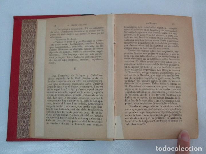 Libros antiguos: NOVELAS ESPAÑOLAS CONTEMPORANEAS. BENITO PEREZ GALDOS. 13 EJEMPLARES. VER FOTOGRAFIAS - Foto 68 - 99878947