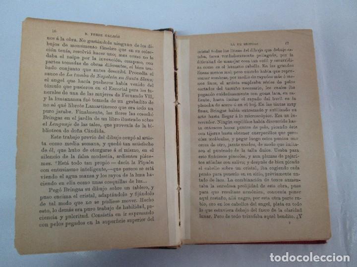 Libros antiguos: NOVELAS ESPAÑOLAS CONTEMPORANEAS. BENITO PEREZ GALDOS. 13 EJEMPLARES. VER FOTOGRAFIAS - Foto 73 - 99878947