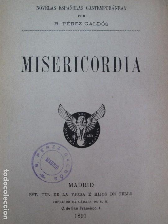 Libros antiguos: NOVELAS ESPAÑOLAS CONTEMPORANEAS. BENITO PEREZ GALDOS. 13 EJEMPLARES. VER FOTOGRAFIAS - Foto 79 - 99878947