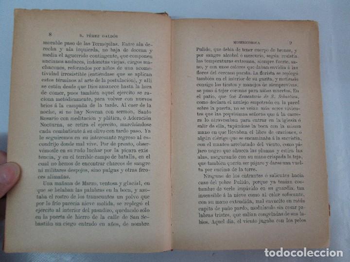 Libros antiguos: NOVELAS ESPAÑOLAS CONTEMPORANEAS. BENITO PEREZ GALDOS. 13 EJEMPLARES. VER FOTOGRAFIAS - Foto 80 - 99878947