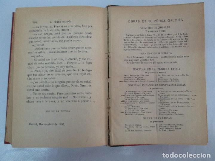 Libros antiguos: NOVELAS ESPAÑOLAS CONTEMPORANEAS. BENITO PEREZ GALDOS. 13 EJEMPLARES. VER FOTOGRAFIAS - Foto 83 - 99878947
