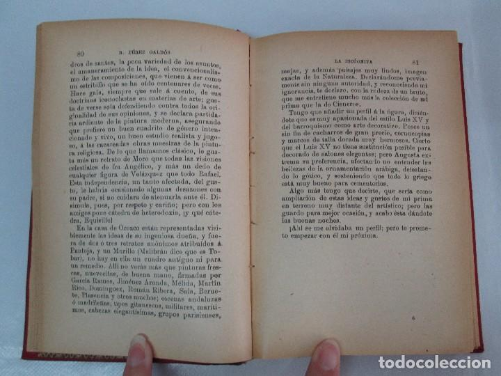 Libros antiguos: NOVELAS ESPAÑOLAS CONTEMPORANEAS. BENITO PEREZ GALDOS. 13 EJEMPLARES. VER FOTOGRAFIAS - Foto 90 - 99878947