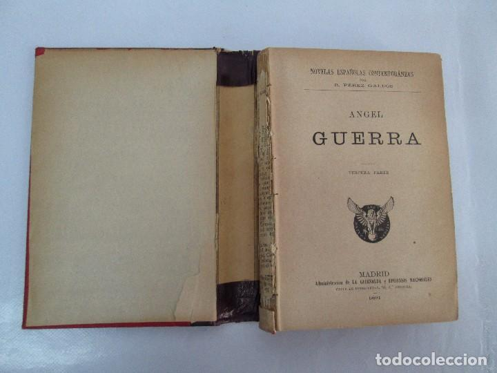 Libros antiguos: NOVELAS ESPAÑOLAS CONTEMPORANEAS. BENITO PEREZ GALDOS. 13 EJEMPLARES. VER FOTOGRAFIAS - Foto 95 - 99878947