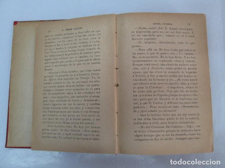 Libros antiguos: NOVELAS ESPAÑOLAS CONTEMPORANEAS. BENITO PEREZ GALDOS. 13 EJEMPLARES. VER FOTOGRAFIAS - Foto 97 - 99878947