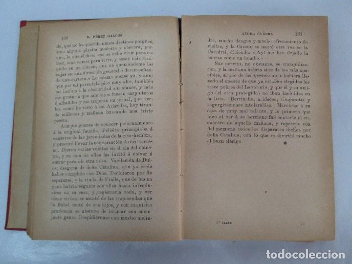Libros antiguos: NOVELAS ESPAÑOLAS CONTEMPORANEAS. BENITO PEREZ GALDOS. 13 EJEMPLARES. VER FOTOGRAFIAS - Foto 98 - 99878947