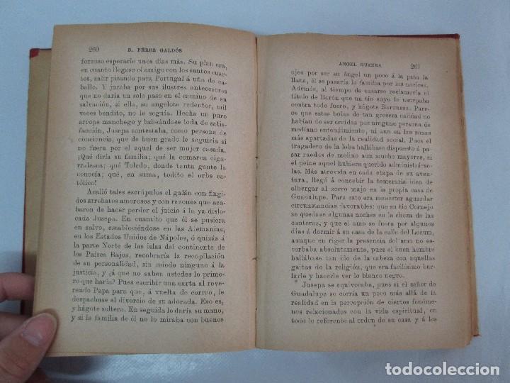 Libros antiguos: NOVELAS ESPAÑOLAS CONTEMPORANEAS. BENITO PEREZ GALDOS. 13 EJEMPLARES. VER FOTOGRAFIAS - Foto 99 - 99878947