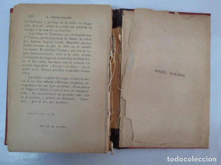 Libros antiguos: NOVELAS ESPAÑOLAS CONTEMPORANEAS. BENITO PEREZ GALDOS. 13 EJEMPLARES. VER FOTOGRAFIAS - Foto 100 - 99878947