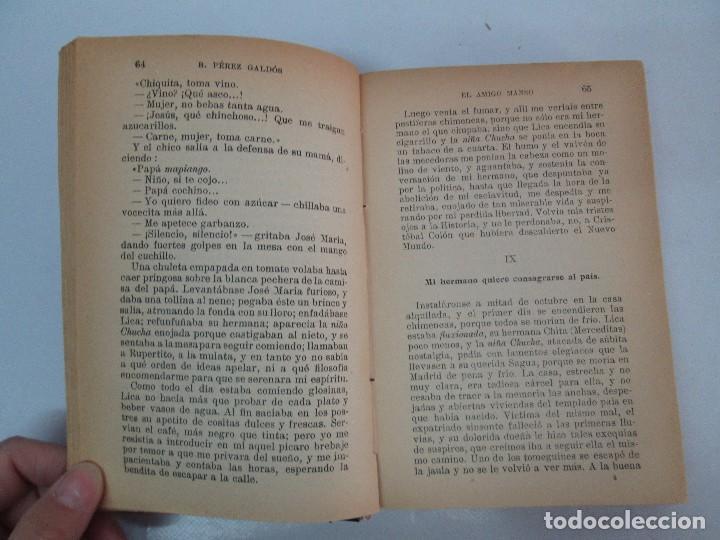 Libros antiguos: NOVELAS ESPAÑOLAS CONTEMPORANEAS. BENITO PEREZ GALDOS. 13 EJEMPLARES. VER FOTOGRAFIAS - Foto 114 - 99878947