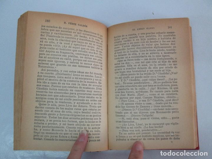 Libros antiguos: NOVELAS ESPAÑOLAS CONTEMPORANEAS. BENITO PEREZ GALDOS. 13 EJEMPLARES. VER FOTOGRAFIAS - Foto 115 - 99878947