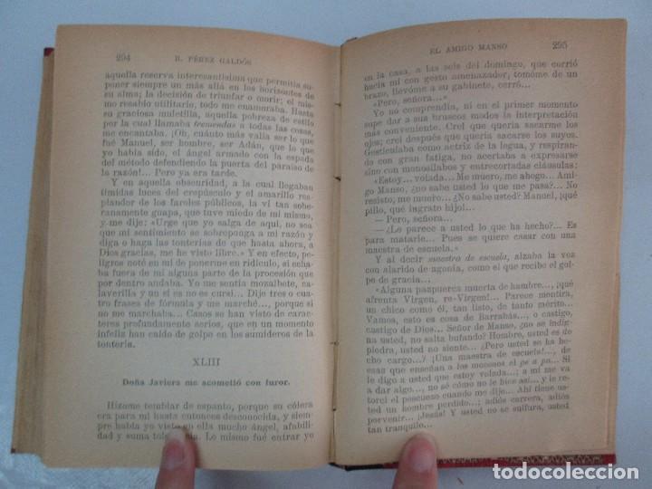 Libros antiguos: NOVELAS ESPAÑOLAS CONTEMPORANEAS. BENITO PEREZ GALDOS. 13 EJEMPLARES. VER FOTOGRAFIAS - Foto 116 - 99878947