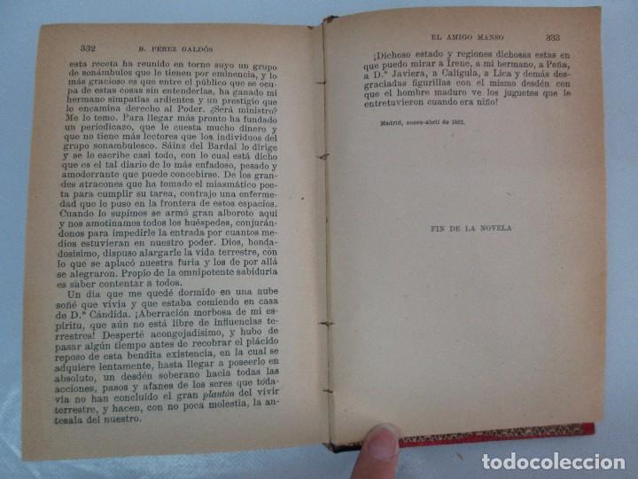 Libros antiguos: NOVELAS ESPAÑOLAS CONTEMPORANEAS. BENITO PEREZ GALDOS. 13 EJEMPLARES. VER FOTOGRAFIAS - Foto 117 - 99878947