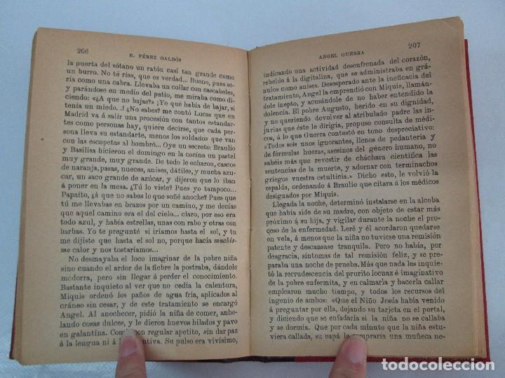 Libros antiguos: NOVELAS ESPAÑOLAS CONTEMPORANEAS. BENITO PEREZ GALDOS. 13 EJEMPLARES. VER FOTOGRAFIAS - Foto 126 - 99878947