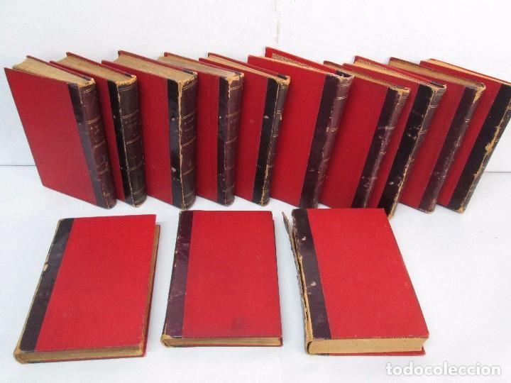 Libros antiguos: NOVELAS ESPAÑOLAS CONTEMPORANEAS. BENITO PEREZ GALDOS. 13 EJEMPLARES. VER FOTOGRAFIAS - Foto 131 - 99878947