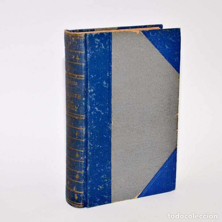 DON QUIJOTE DE LA MANCHA - EDITORIAL RAMON SOPENA 1936 (Libros antiguos (hasta 1936), raros y curiosos - Literatura - Narrativa - Clásicos)