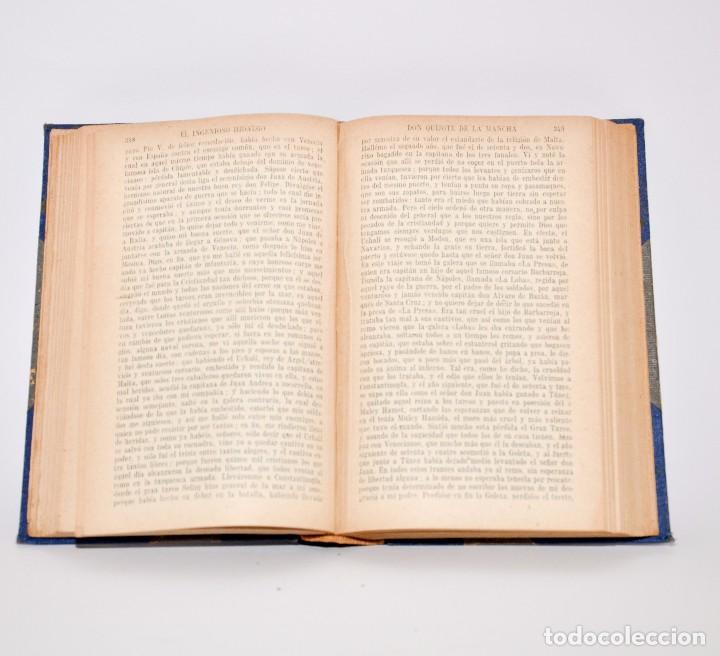 Libros antiguos: DON QUIJOTE DE LA MANCHA - EDITORIAL RAMON SOPENA 1936 - Foto 5 - 99909179