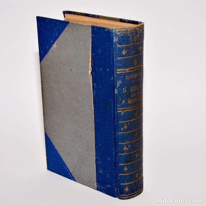 Libros antiguos: DON QUIJOTE DE LA MANCHA - EDITORIAL RAMON SOPENA 1936 - Foto 6 - 99909179