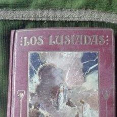 Libros antiguos: LOS LUSIADAS.ARALUCE.1914. CAMOENS. Lote 100018251