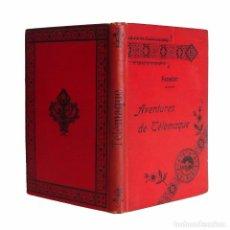 Libros antiguos: MADRID, 1903 - SALIGNAC DE LA MOTHE FÉNELON: LES AVENTURES DE TÉLÉMAQUE - LITERATURA FRANCESA. Lote 100464487