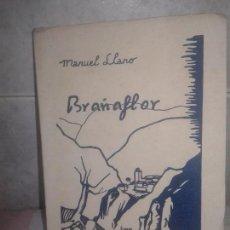 Libros antiguos: LIBRO DE MANUEL LLANO. BRAÑAFOR EDICION POPULAR. Lote 100644847