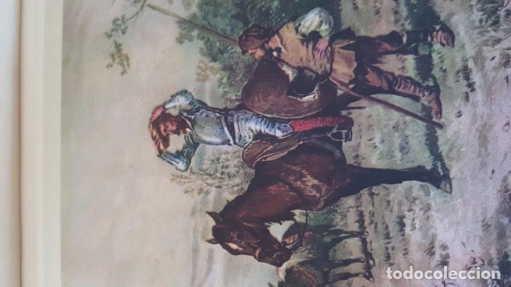 Libros antiguos: Don Quijote de la Mancha. 1930. Edición.Montaner Simón. Cervantes ilustraciones Balaca y Pellicer - Foto 18 - 88983500