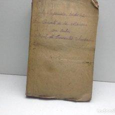 Libros antiguos: EDICION DEL INGENIOSO HIDALGO DON QUIJOTE DE LA MANCHA .EDITORIAL SOPENA , CALLE VALENCIA 275,277 BA. Lote 101560527