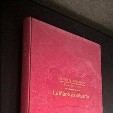 Libros antiguos: LA MANO DEL MUERTO. ALEJANDRO DUMAS. ( CONTINUACION DEL CONDE DE MONTECRISTO). SOPENA 1935.. Lote 102004559