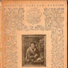Libros antiguos: LLUÍS VIVES : INTRODUCCIÓ A LA SAVIESA (1933) BARCINO - CATALÁN. Lote 102481695