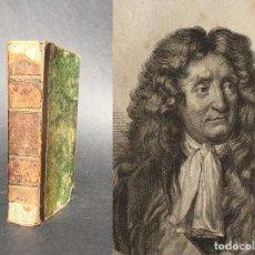 Libros antiguos: 1829 - FABULAS DE LA FONTAINE - DOS TOMOS ENCUADERNADOS EN UN SOLO LIBRO. Lote 103227979